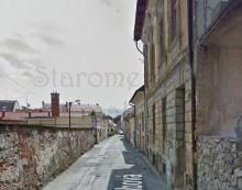Rodinný dom, pôvodný, Hradbová, St.mesto
